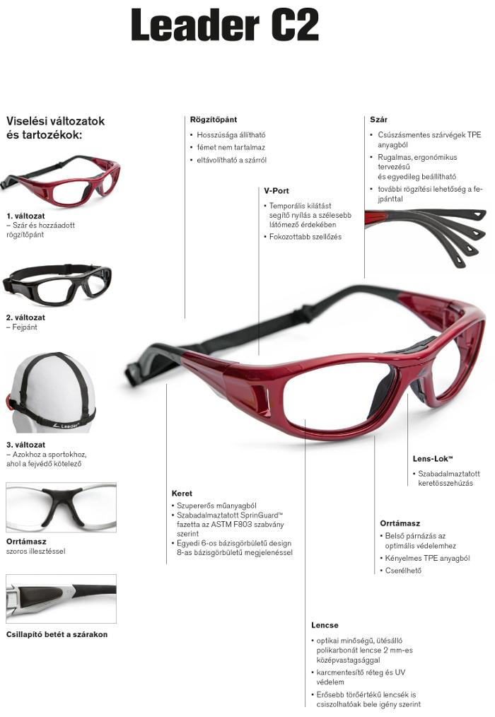 Sportszemüveg